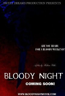 Bloody Night, 2013 Selcen participated as a production designer.