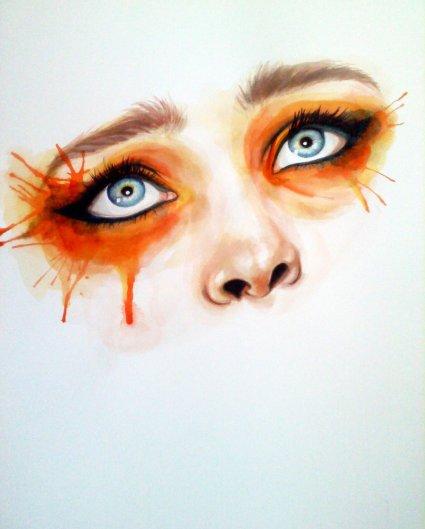 Tangerine Tears