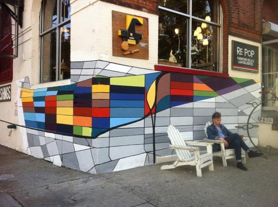 RePop Mural