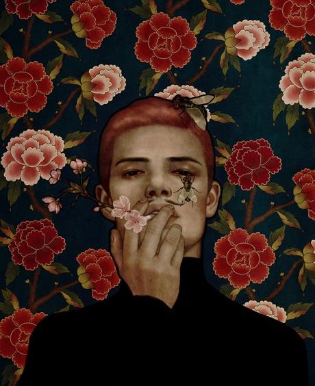 Flower Cigarette