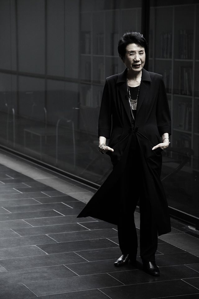 Nora Noh The First Korean Fashion Designer International Foundation For Women Artists Blog